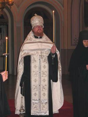 Начальник Русской Духовной Миссии в Иерусалиме